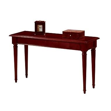 Keswick Keswick Wood/Veneer Console Table, Cherry, Each (7990-82)