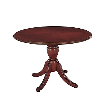 DMI Office Furniture Keswick 48'' Round Conference Table, English Cherry (7990-90)