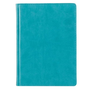 Markings Large Ruled Journal, Teal