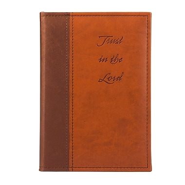 Markings Debossed Inspiration Journal, Trust in the Lord