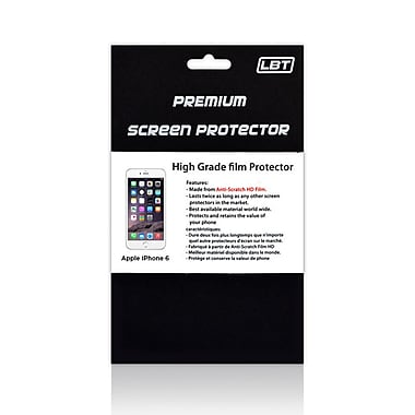 LBT HD Screen Protector for Iphone 6 Plus