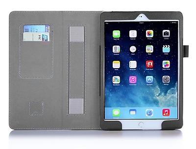 i-Blason Leather Slim Book Case For iPad Air 2, Black