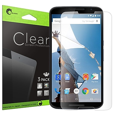 i-Blason HD Screen Protector For Google Nexus 6, Clear