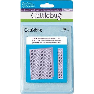 Cuttlebug Embossing Folder & Border Set