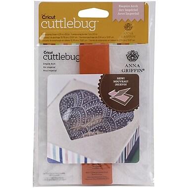 Cuttlebug A2 Embossing Folder & Border, Empire Arch