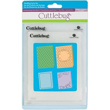Cuttlebug Emboss Folder, Wedding