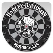 Harley-Davidson Harley Davidson  Skull Dart Board