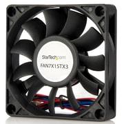 StarTech.com – Roulement à billes de remplacement pour ventilateur d'ordinateur avec connecteur TX3, 70 x 15 mm