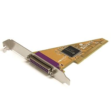 StarTech.com – Carte adaptateur PCI parallèle, 1 port