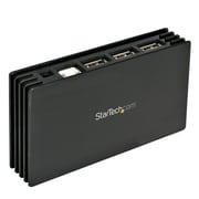 StarTech.comMD – Concentrateur USB 2.0 compact à 7 ports, noir