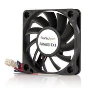 StarTech® Replacement Ball Bearing Computer Case Fan w/ TX3 Connector, 60 x 10mm
