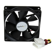 StarTech.com Dual Ball Bearing Computer Case Fan w/ LP4 Connector, 92 x 25mm