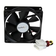 StarTech® Dual Ball Bearing Computer Case Fan w/ LP4 Connector, 92 x 25mm