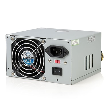 StarTech® 350 Watt ATX12V 2.01 Computer PC Power Supply w/ 20 & 24 Pin Connector