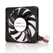 StarTech.com TX3 Dual Ball Bearing CPU Cooler Fan, Replacement 70mm