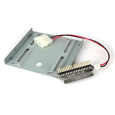 StarTech.com IDE Hard Drive to 3.5in Drive Bay Mounting Kit, 2.5