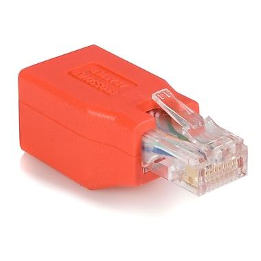 StarTech.com – Adaptateur croisé Ethernet Gigabit de catégorie 6