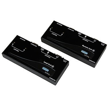 StarTech® USB VGA KVM Console Extender over CAT5 UTP, 500 Ft.
