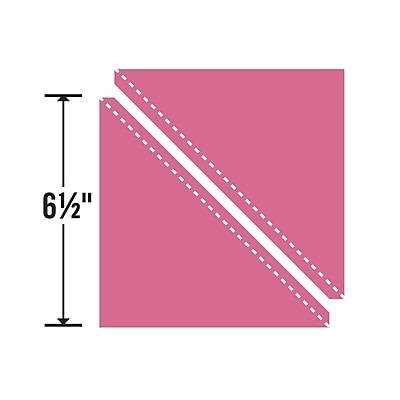 Sizzix Half-Square Triangles Die 12.75
