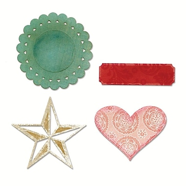 Sizzix Thinlits Die Everyday Eclectic Set 2.87