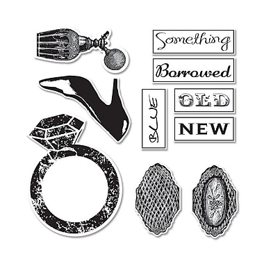 Sizzix Framelits Die Something Borrowed 0.5