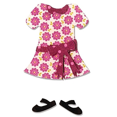Sizzix Bigz Die Dress & Shoes 5.5