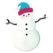 "Sizzix Bigz Die Snowman 5.5"" x 6"""
