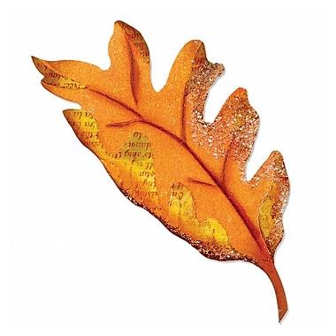 Sizzix Bigz Die Leaf 5.5