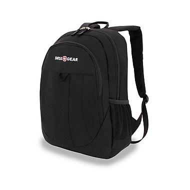 Swiss Gear® Black Backpack (6610)