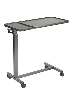 Brandt 33301 Double Top Overbed Table