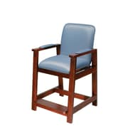Brandt 80-81301 Hip High Waiting Room Chair, Sky Blue