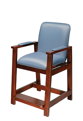 Brandt 80-81301 Hip High Waiting Room Chair, Sky Blue