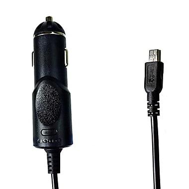 DOD – Adaptateur d'alimentation pour le véhicule (USB miniature) pour les caméras de tableau de bord DOD de séries LS et CR