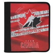 Hockey Canada Deluxe Binder
