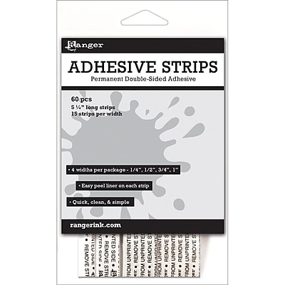Ranger Adhesive Strips Variety Pack