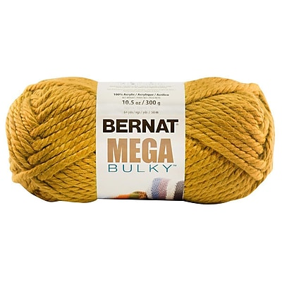 Spinrite® Mega Bulky Yarn, Gold