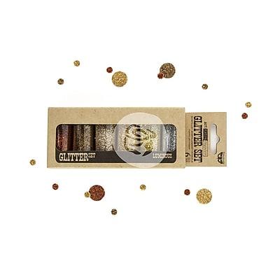 Prima Marketing™ Art Extravagance Glitter Set, Luminous, 6/Pack