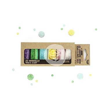 Prima Marketing™ Art Extravagance Glitter Set, Abloom