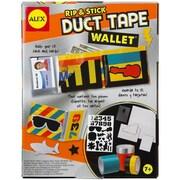 Alex Toys® Rip & Stick Duct Tape Wallet Kit
