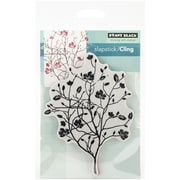 """Penny Black® 3 1/2"""" x 4 3/4"""" Sheet Cling Rubber Stamp, A Day In Autumn"""