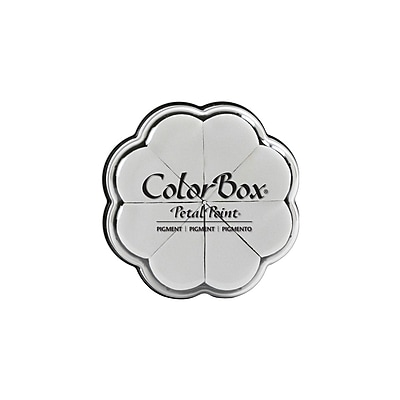 Clearsnap® Colorbox® 8-Colors Un-Inked Petal Point Inkpad