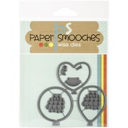 Paper Smooches Cuttlebug Die, Big Balloons