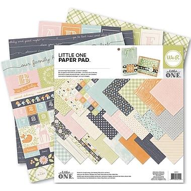 We R Memory Keepers™ Paper Pad, 12