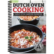 """CQ Products """"Dutch Oven Cooking: Family Style Campfire Favorites"""" Cookbook"""