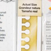 "Fiskars® Teresa Collins Small Border Punch Cartridge, Notebook Paper, 3.9"" x 1.2"" x 6.6"""