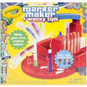 Crayola® Marker Maker With Wacky Tips, 16/ Pack