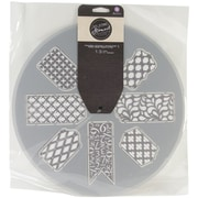"Prima Marketing™ 13"" Pinwheel Stencil, Tags"