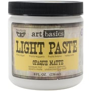 Prima Marketing™ 8 oz. Art Basics Light Paste, Opaque Matte
