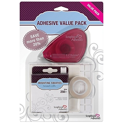 3L® Scrapbook Adhesives Essentials Kit, 2/Pack