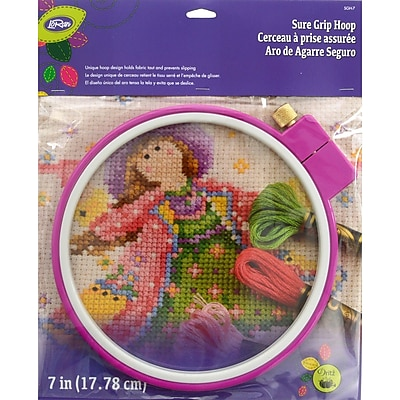 Dritz® LoRan Sure Grip Hoop, 7